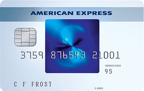 American Express Blue Card