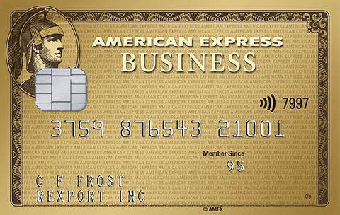 AMEX Business Gold Card mit umfangreichem Service