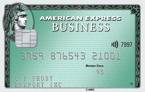 AMEX Business Card: Eine grundsolide Firmenkreditkarte